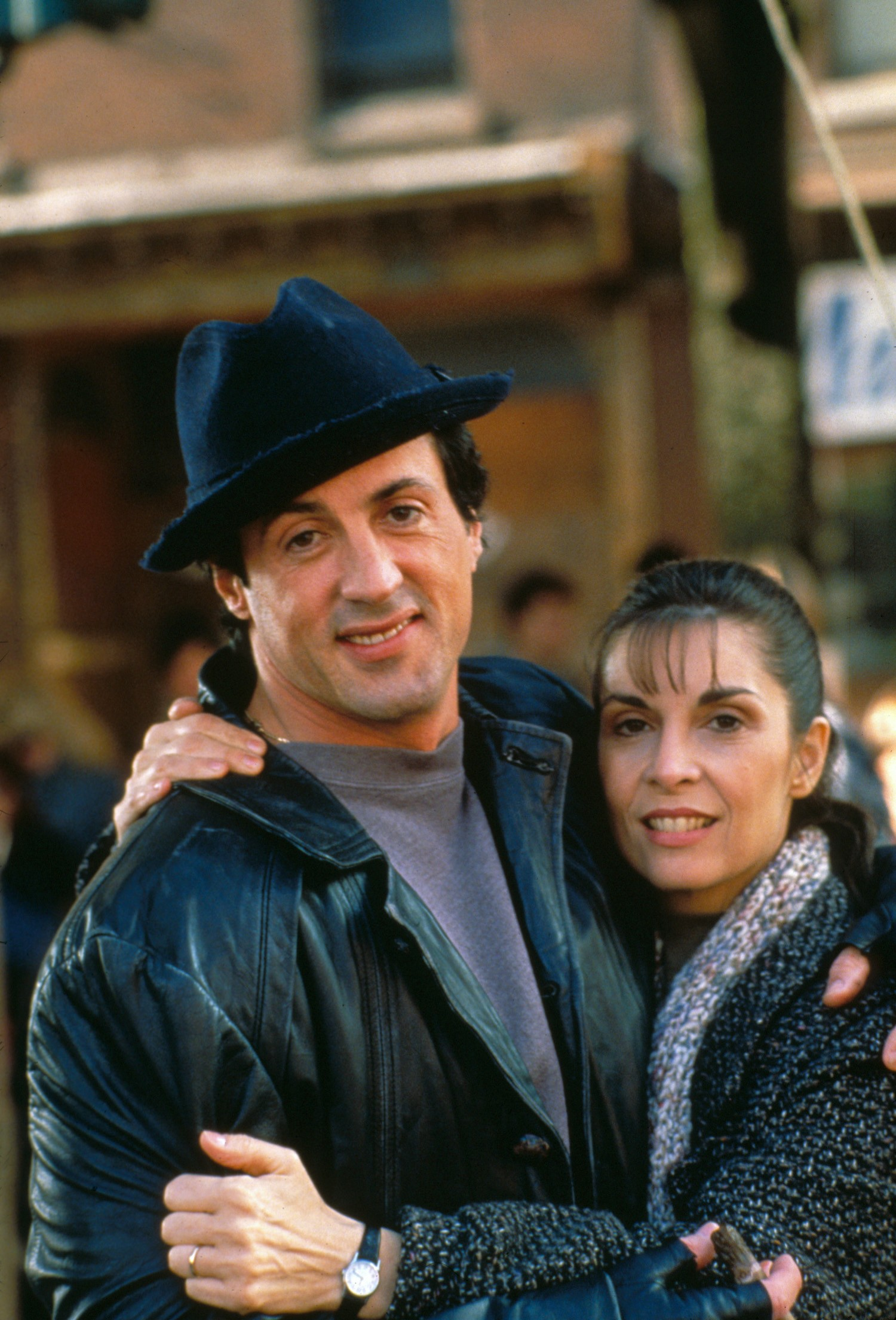 Sylvester Stallone,Talia Shire