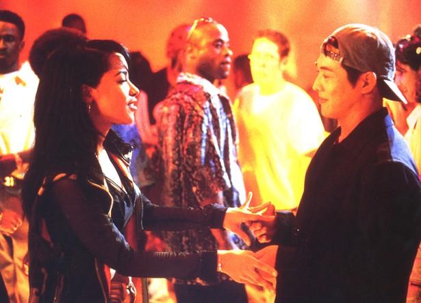 Aaliyah Haughton,Jet Li