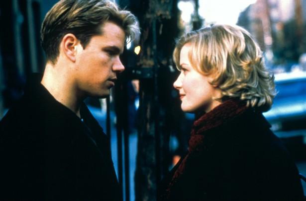 Gretchen Mol,Matt Damon