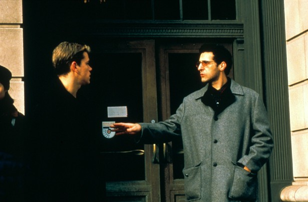 John Turturro,Matt Damon