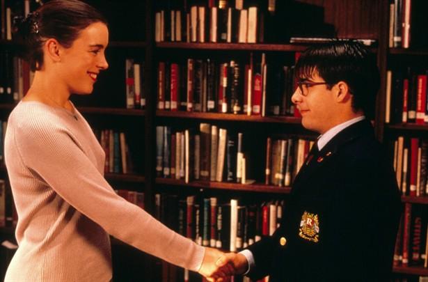 Jason Schwartzman,Olivia Williams