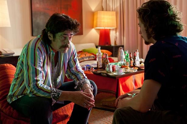 Aaron Taylor-Johnson,Benicio Del Toro
