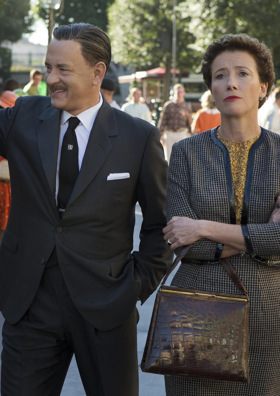 Emma Thompson,Tom Hanks