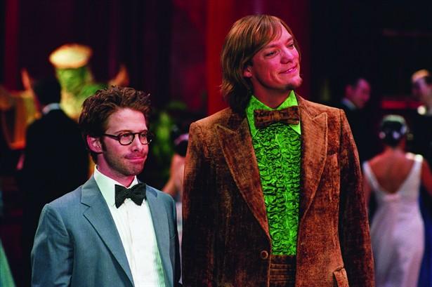 Matthew Lillard,Seth Green