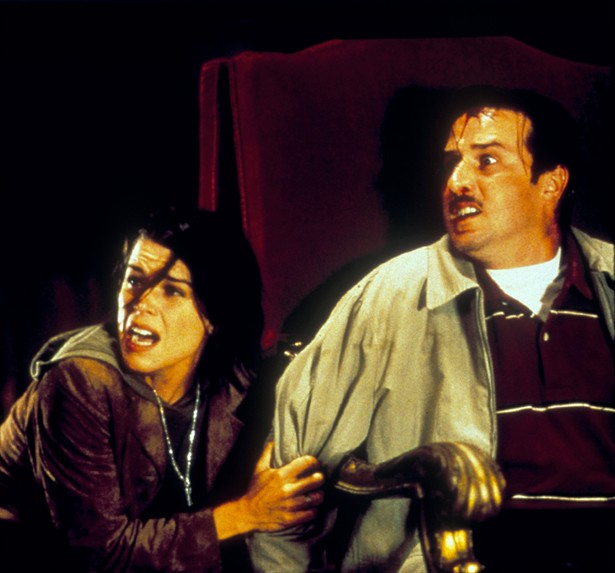 David Arquette,Neve Campbell