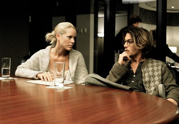 Johnny Depp,Maria Bello