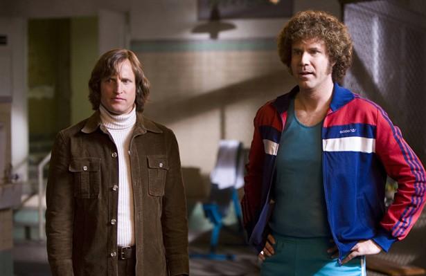 Will Ferrell,Woody Harrelson