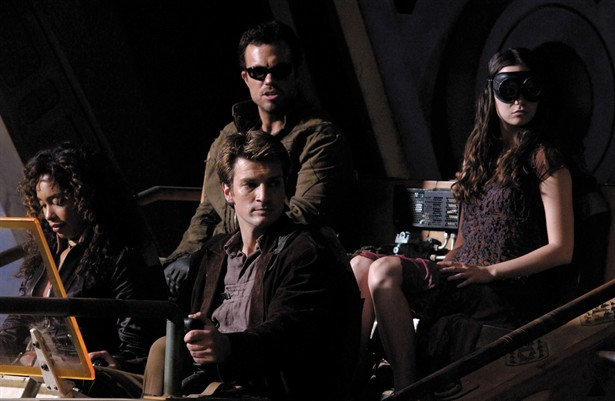 Adam Baldwin,Gina Torres,Nathan Fillion,Summer Glau