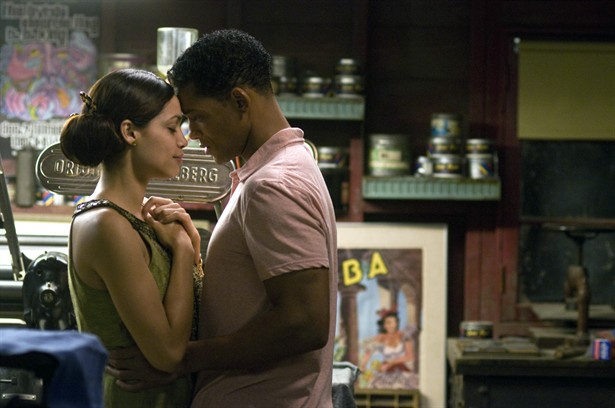 Rosario Dawson,Will Smith