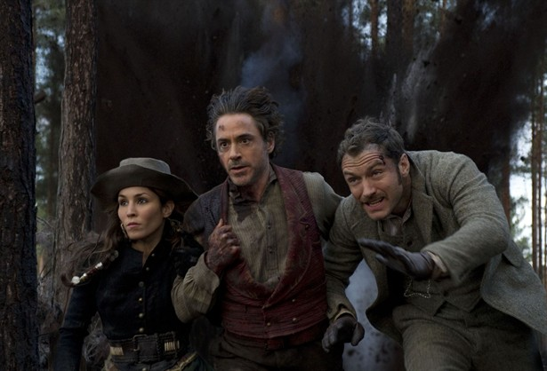 Jude Law,Noomi Rapace,Robert Downey Jr.