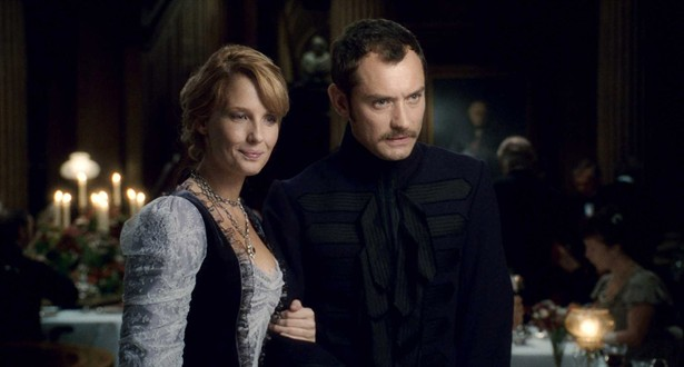 Jude Law,Kelly Reilly