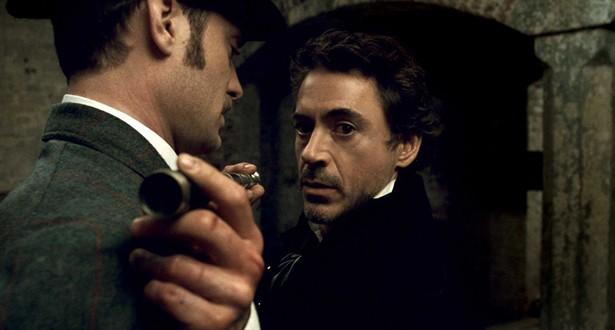 Jude Law,Robert Downey Jr.