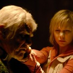 Adelaide Clemens,Malcolm McDowell