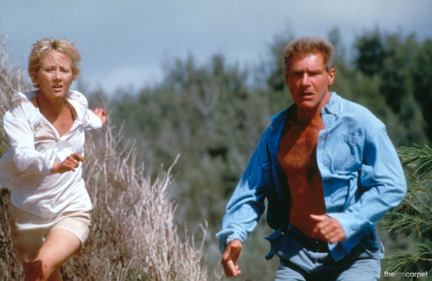 Anne Heche,Harrison Ford
