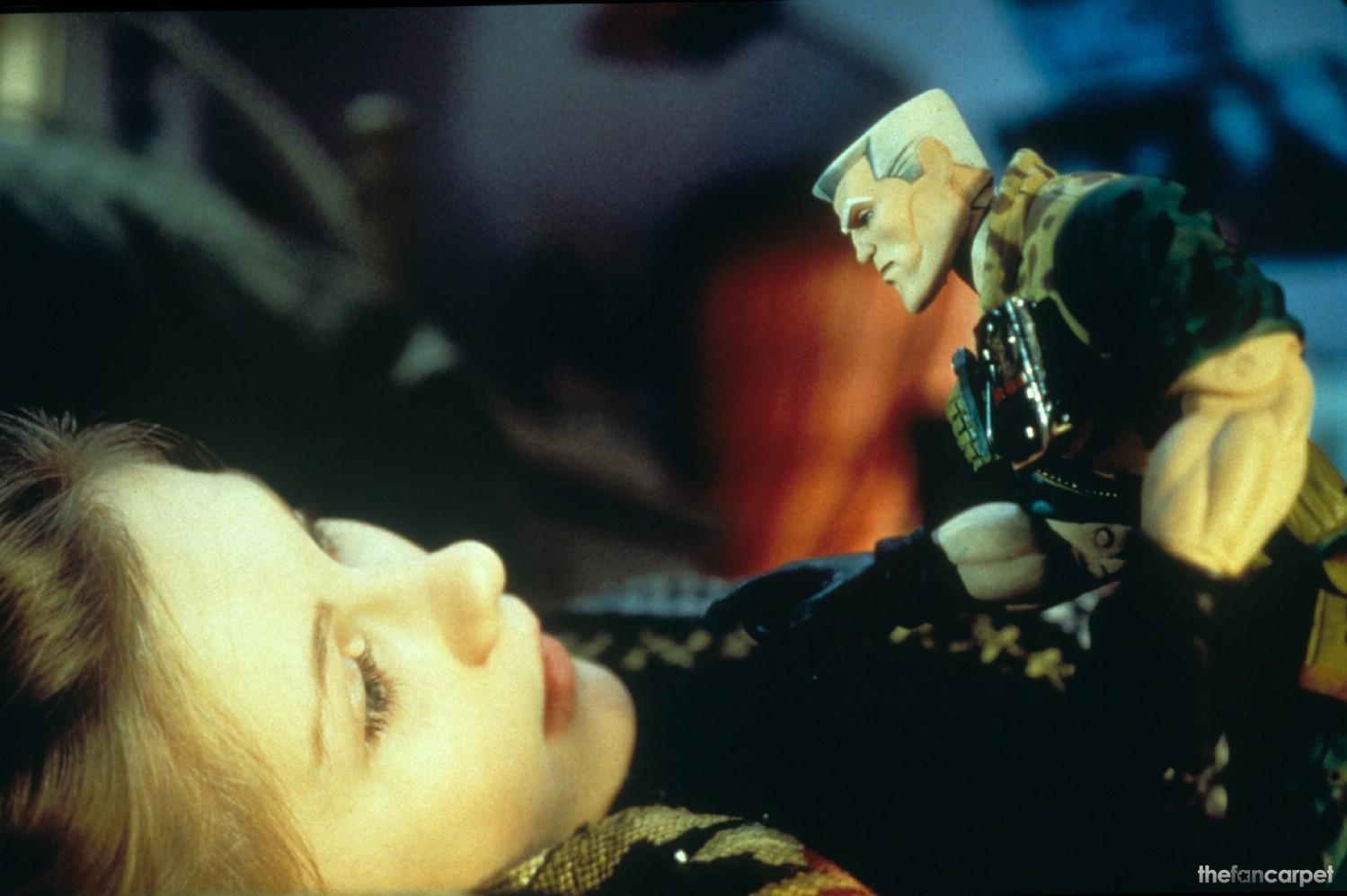 Kirsten Dunst,Tommy Lee Jones