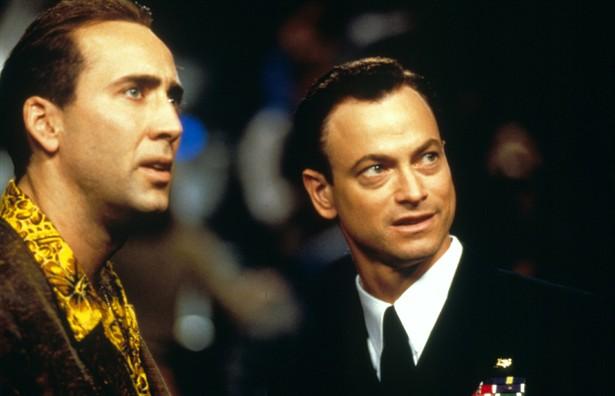 Gary Sinise,Nicolas Cage