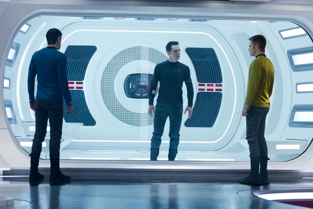 Benedict Cumberbatch,Chris Pine,Zachary Quinto
