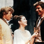 Carrie Fisher,Harrison Ford,Mark Hamill