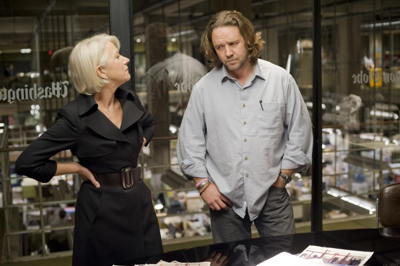Helen Mirren,Russell Crowe