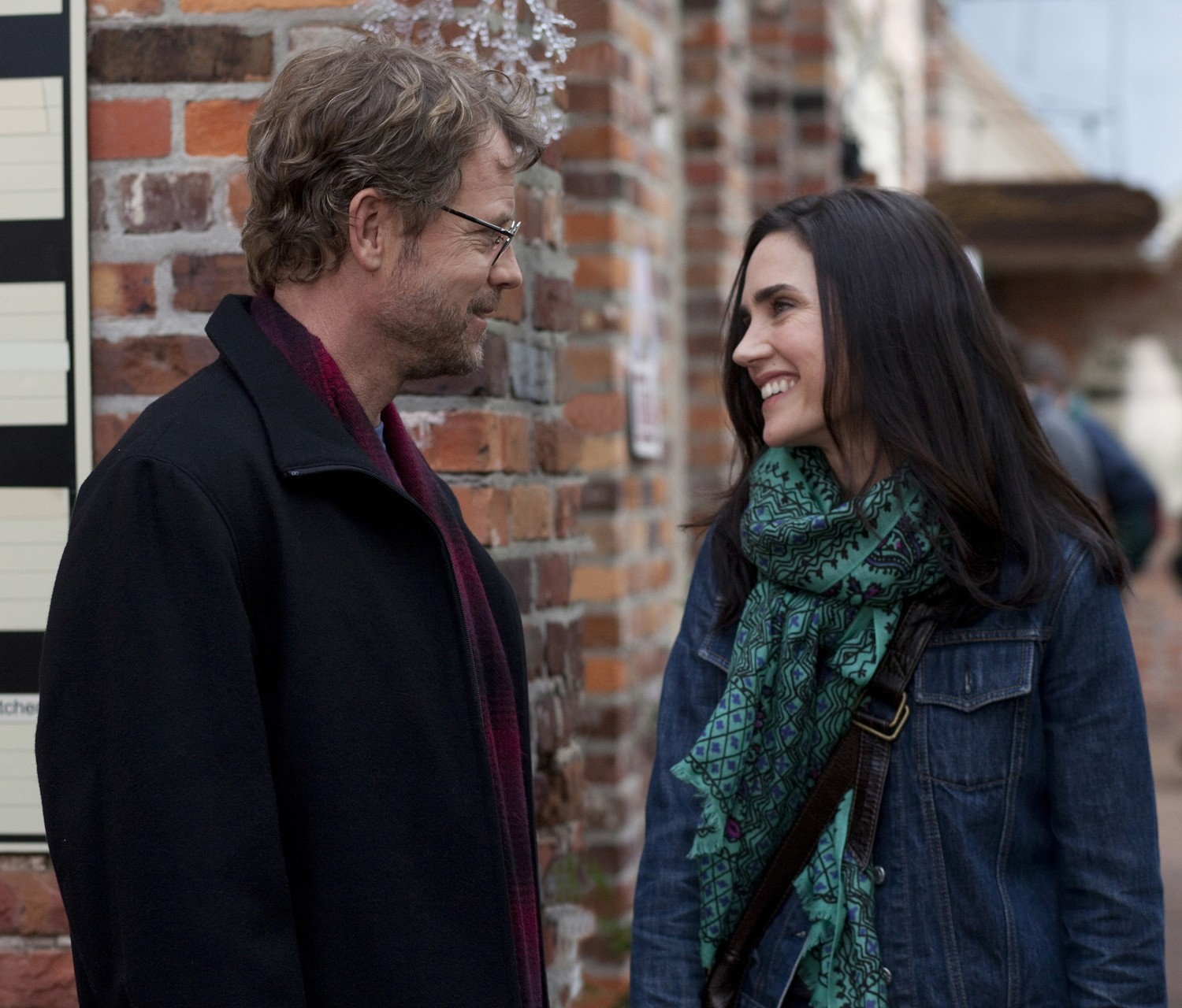 Greg Kinnear,Jennifer Connelly