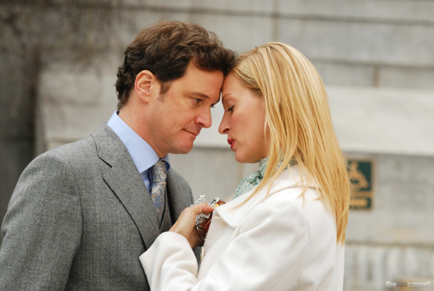 Colin Firth,Uma Thurman