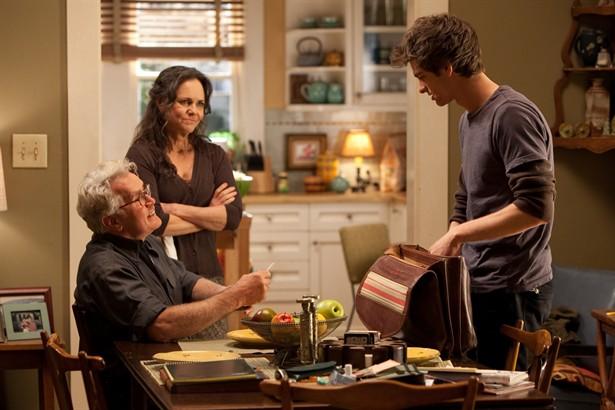 Andrew Garfield,Martin Sheen,Sally Field