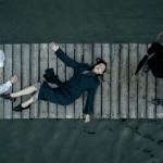 Dominic West,Rebecca Hall