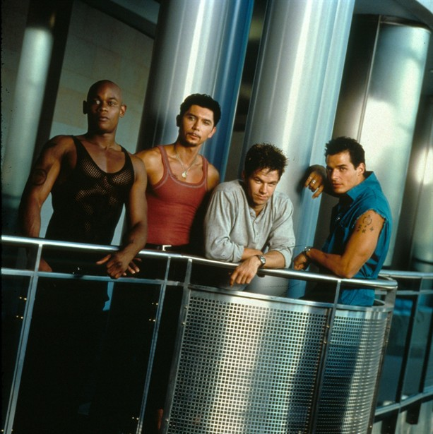 Avery Brooks,Lou Diamond Phillips,Mark Wahlberg
