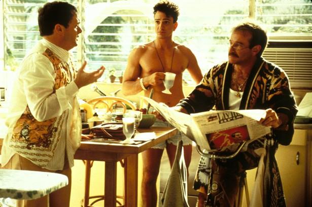 Hank Azaria,Nathan Lane,Robin Williams