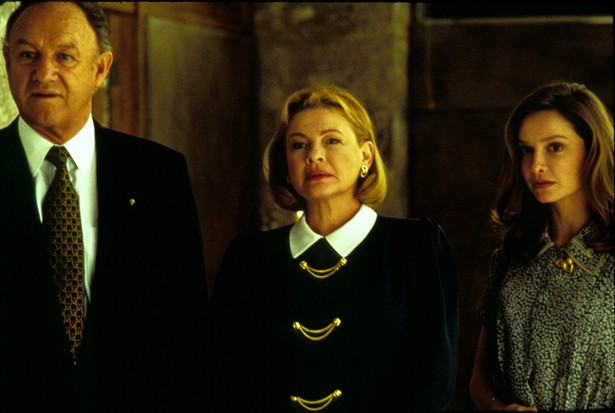 Calista Flockhart,Gene Hackman