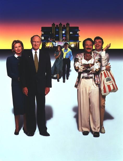 Gene Hackman,Nathan Lane,Robin Williams