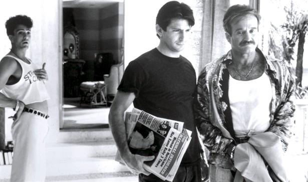 Hank Azaria,Robin Williams