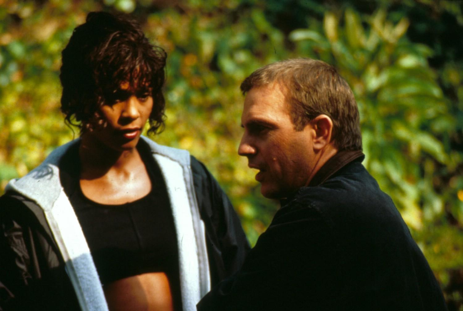 Kevin Costner,Whitney Houston