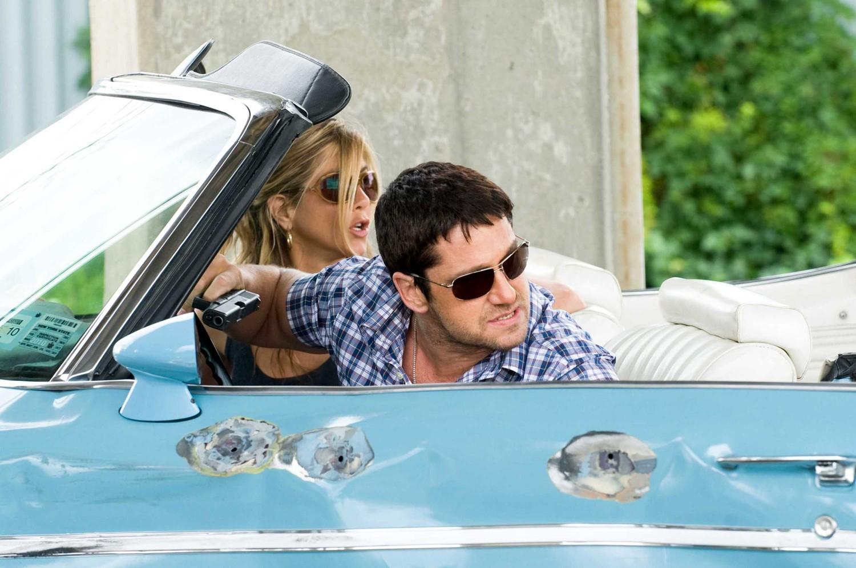 Gerard Butler,Jennifer Aniston