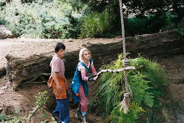 AnnaSophia Robb,Josh Hutcherson