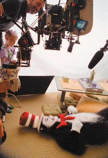 Dakota Fanning,Mike Myers