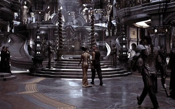 Thandie Newton,Vin Diesel