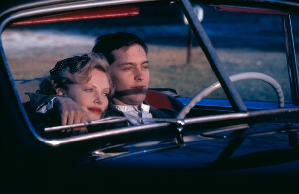 Charlize Theron,Tobey Maguire