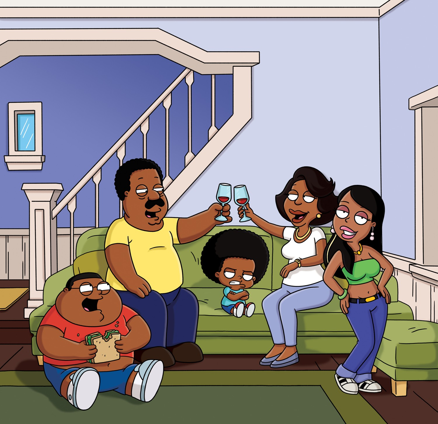 The Cleveland Show (TV)