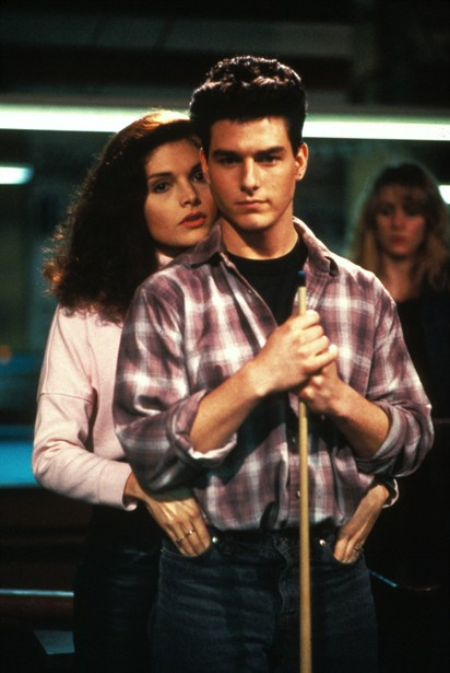 Mary Elizabeth Mastrantonio,Tom Cruise