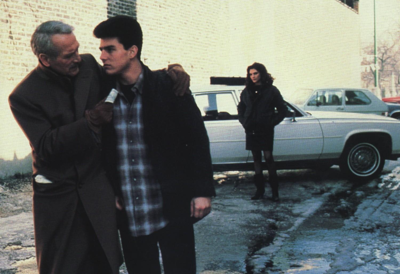 Paul Newman,Tom Cruise