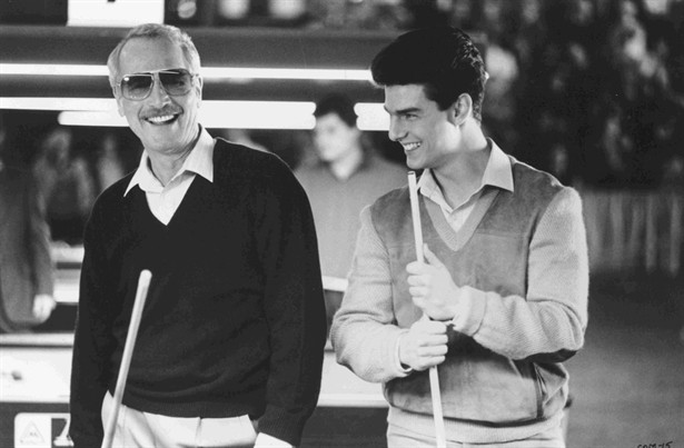 Paul Newman,Tom Cruise