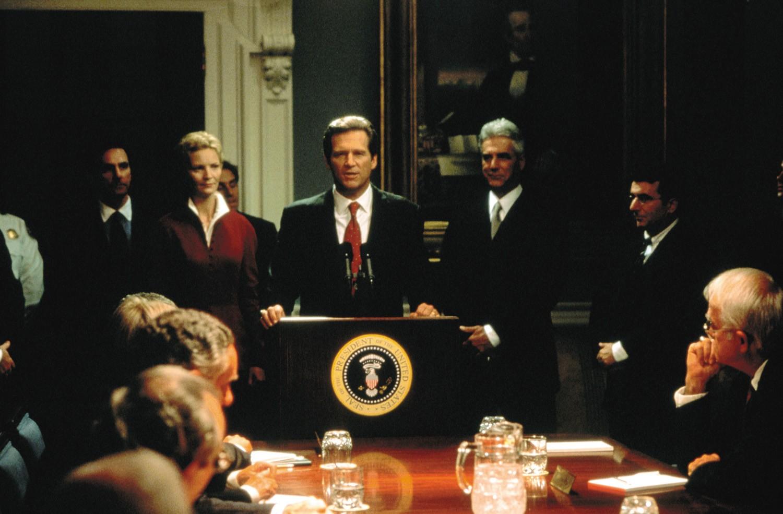Jeff Bridges,Joan Allen,Sam Elliott,Saul Rubinek
