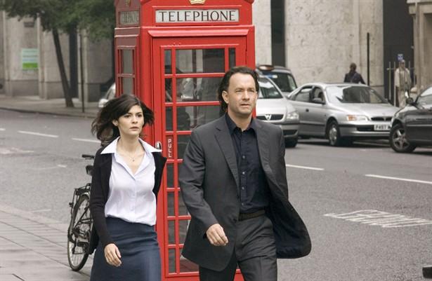 Audrey Tautou,Tom Hanks