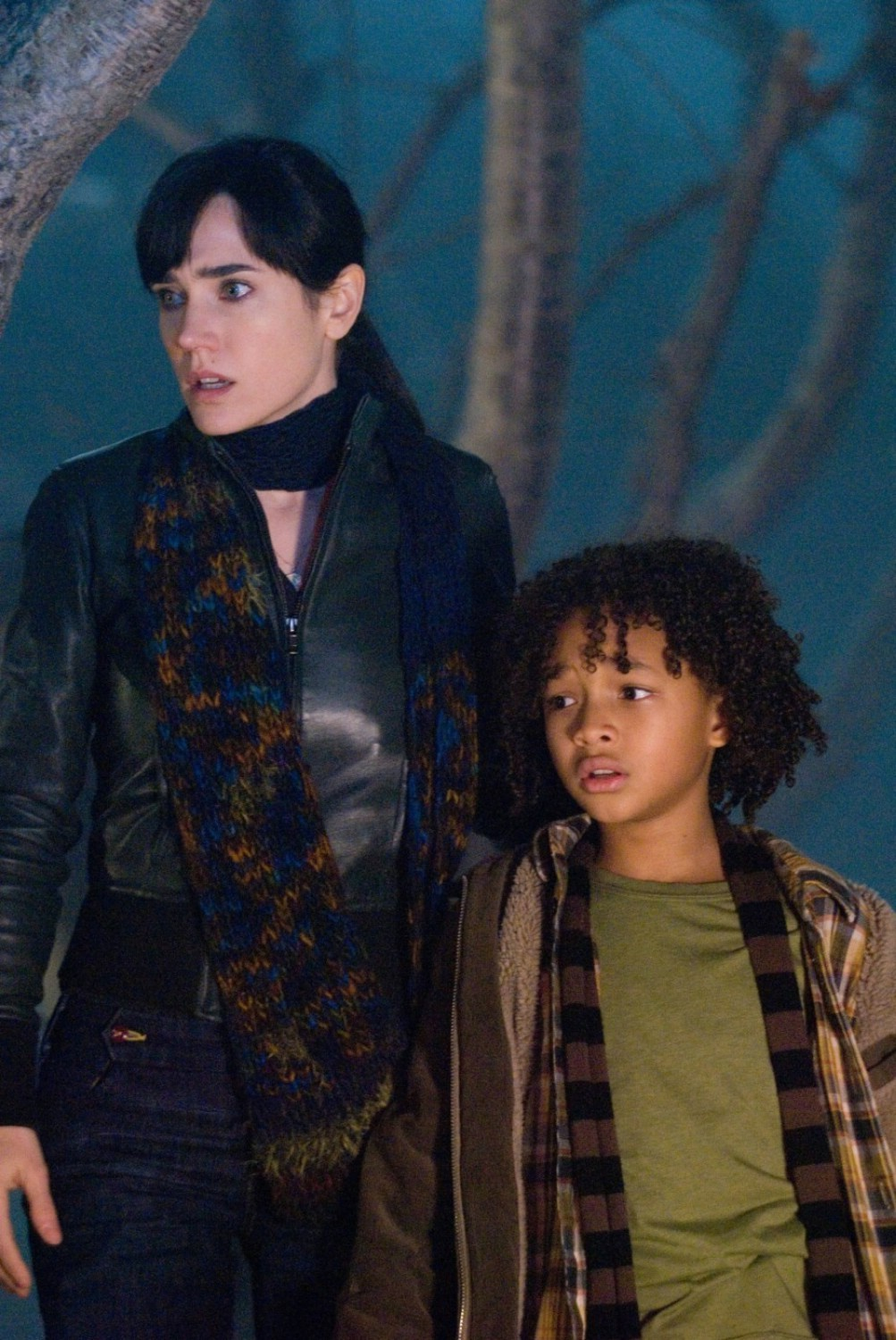 Jaden Smith,Jennifer Connelly