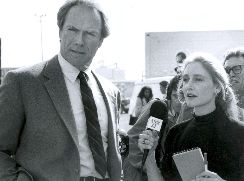 Clint Eastwood,Patricia Clarkson