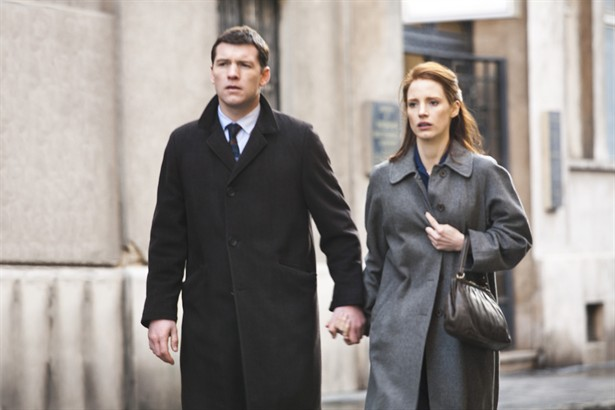 Jessica Chastain,Sam Worthington