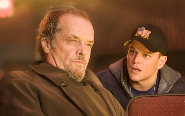 Jack Nicholson,Matt Damon