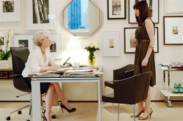 Anne Hathaway,Meryl Streep