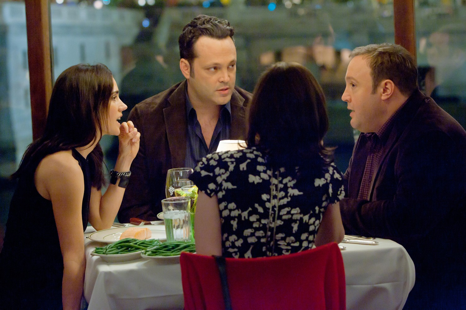 Jennifer Connelly,Kevin James,Vince Vaughn,Winona Ryder